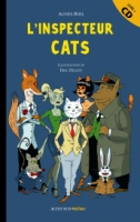 L'inspecteur Cats (+ CD)